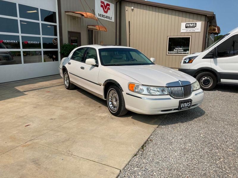 2002 Lincoln Town Car Cartier  in , Ohio
