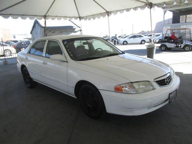 2002 Mazda 626 LX Gardena, California 3