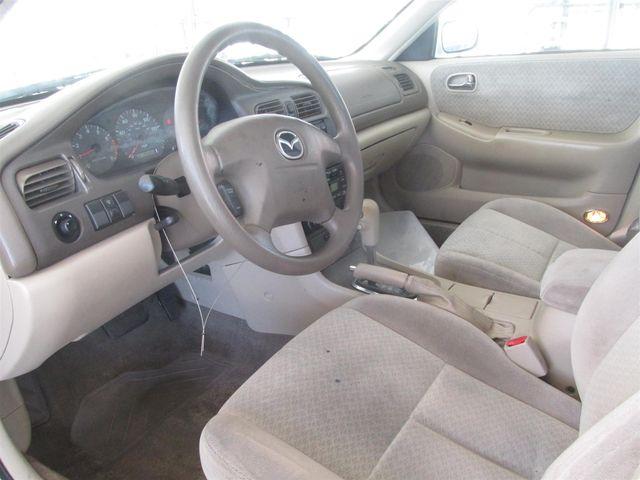 2002 Mazda 626 LX Gardena, California 4