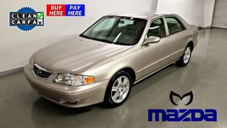2002 Mazda 626  LEATHER LOW MILES LX BUY HERE PAY HERE | Palmetto, FL | EA Motorsports in Palmetto FL