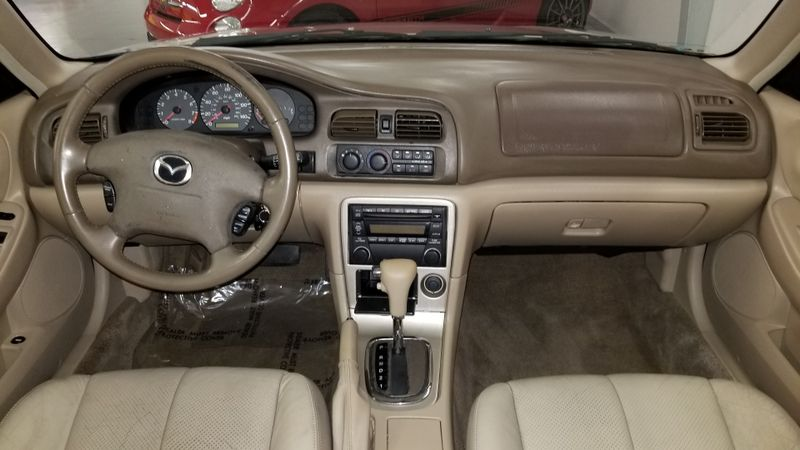 2002 Mazda 626  LEATHER LOW MILES LX  | Palmetto, FL | EA Motorsports in Palmetto, FL