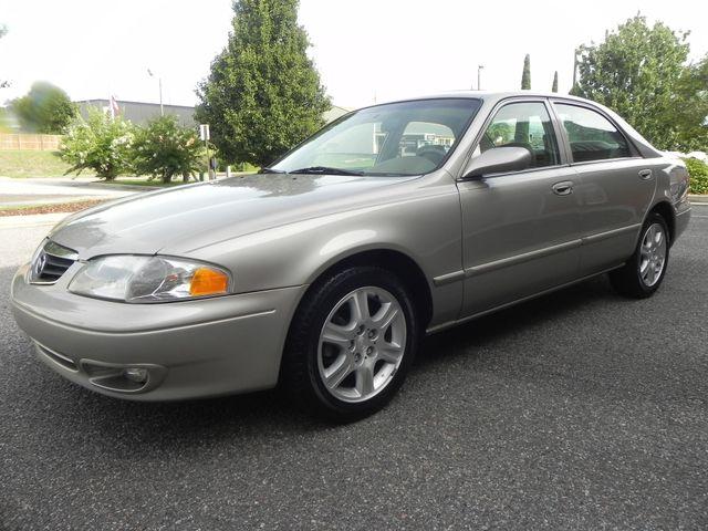 2002 Mazda 626 ES