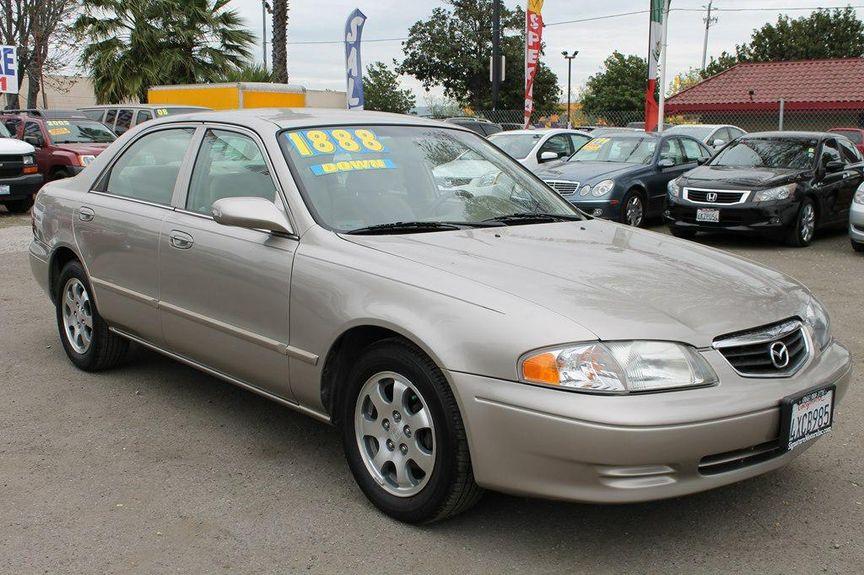 Superb U003c 2002 Mazda 626 LX In San Jose CA, ...