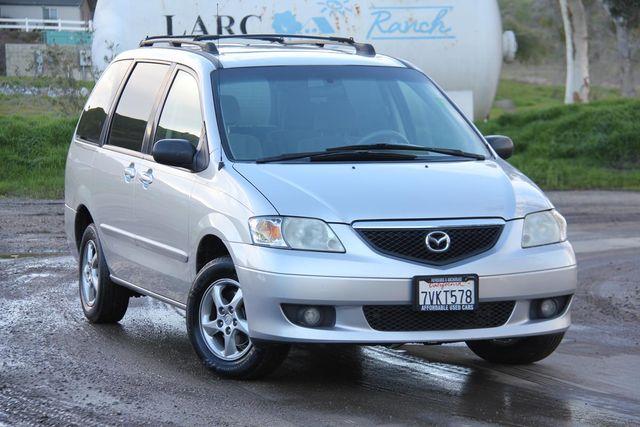 2002 Mazda MPV LX Santa Clarita, CA 3