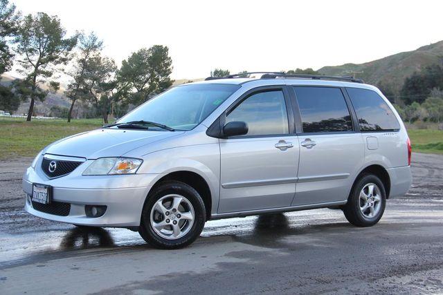 2002 Mazda MPV LX Santa Clarita, CA 1