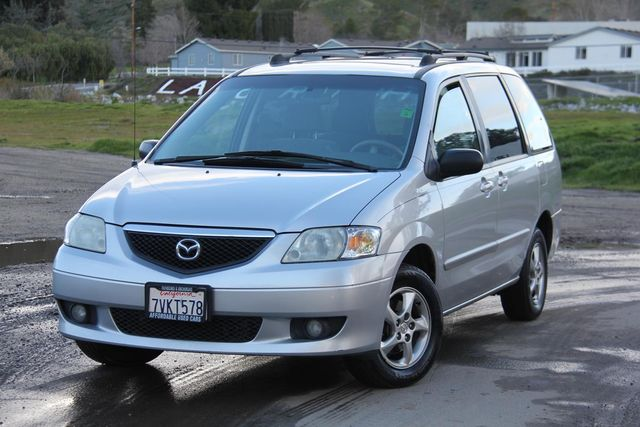 2002 Mazda MPV LX Santa Clarita, CA 4