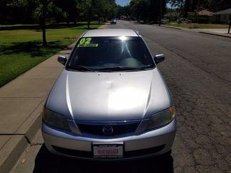 2002 Mazda Protege LX Chico, CA 1