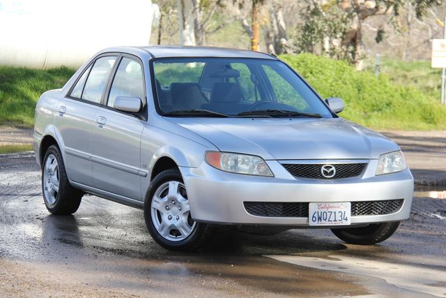 2002 Mazda Protege LX Santa Clarita, CA 3