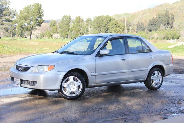2002 Mazda Protege LX Santa Clarita, CA 1