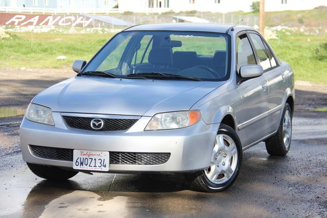 2002 Mazda Protege LX Santa Clarita, CA 4
