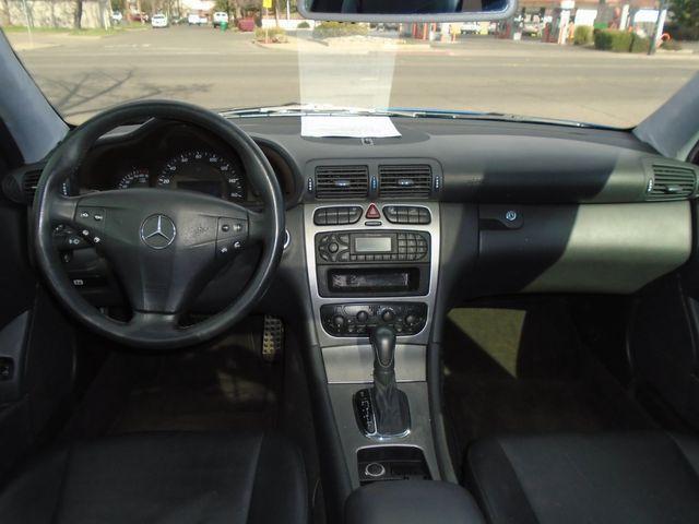 2002 Mercedes-Benz C230 Chico, CA 12