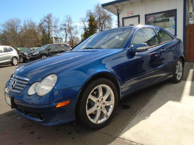2002 Mercedes-Benz C230 Chico, CA 3