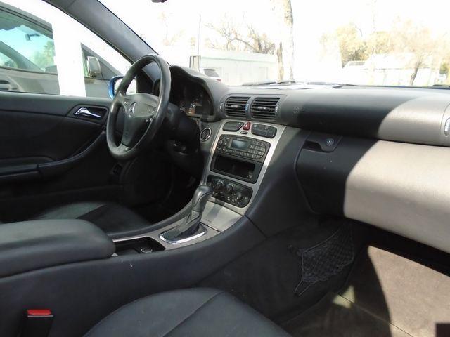 2002 Mercedes-Benz C230 Chico, CA 9