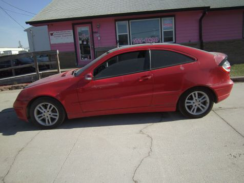 2002 Mercedes-Benz C230 C230K SPORT COUPE in Fremont, NE