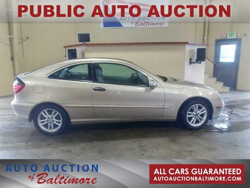 2002 Mercedes Benz C230 Joppa Md Auto Auction Of Baltimore