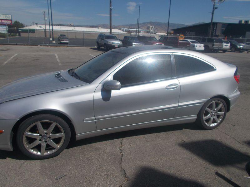 2002 Mercedes-Benz C230   in Salt Lake City, UT