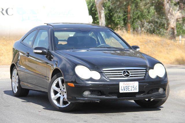 2002 Mercedes-Benz C230 Santa Clarita, CA 3