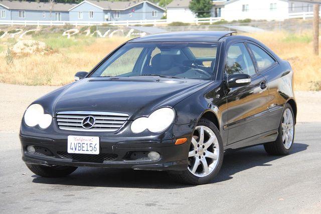 2002 Mercedes-Benz C230 Santa Clarita, CA 4