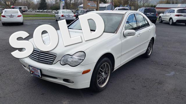 2002 Mercedes-Benz C240  | Ashland, OR | Ashland Motor Company in Ashland OR