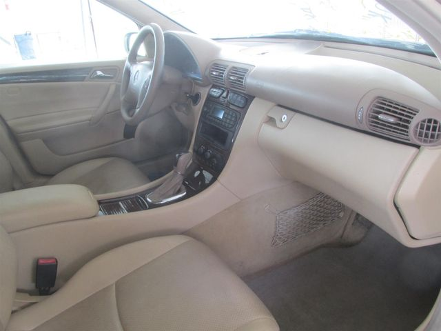 2002 Mercedes-Benz C240 Gardena, California 8