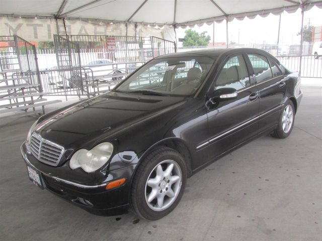 2002 Mercedes-Benz C240 Gardena, California