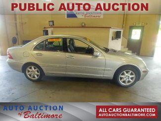 2002 Mercedes-Benz C240    JOPPA, MD   Auto Auction of Baltimore  in Joppa MD