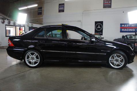 2002 Mercedes-Benz C32 AMG | Tempe, AZ | ICONIC MOTORCARS, Inc. in Tempe, AZ