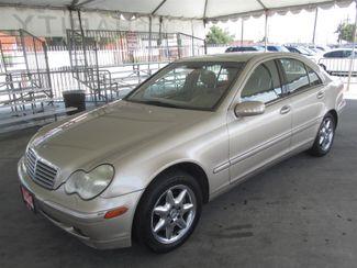 2002 Mercedes-Benz C320 Gardena, California