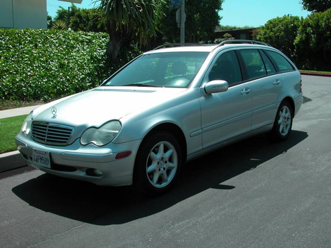2002 Mercedes-Benz C320 Super Clean, California Car, Fully Serviced! in , California
