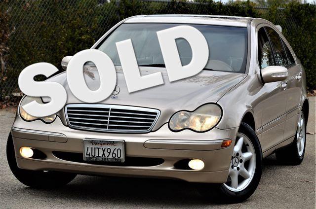 2002 Mercedes-Benz C320 Reseda, CA