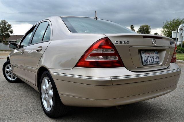 2002 Mercedes-Benz C320 Reseda, CA 9