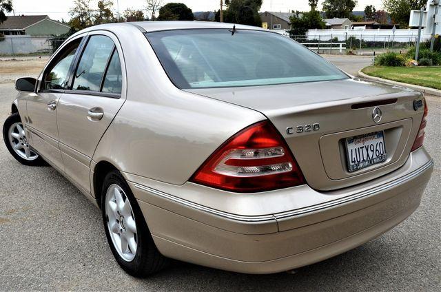 2002 Mercedes-Benz C320 Reseda, CA 2