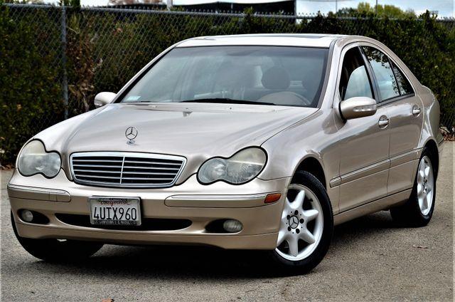2002 Mercedes-Benz C320 Reseda, CA 11