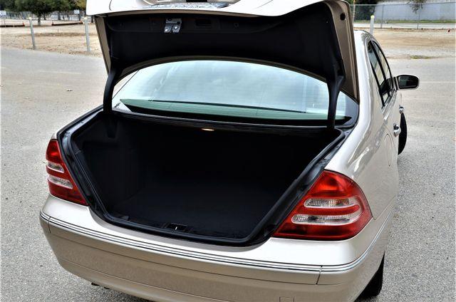 2002 Mercedes-Benz C320 Reseda, CA 27