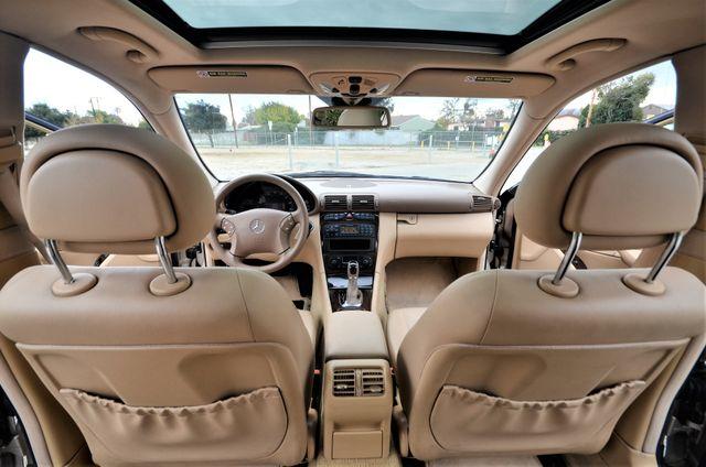 2002 Mercedes-Benz C320 Reseda, CA 3