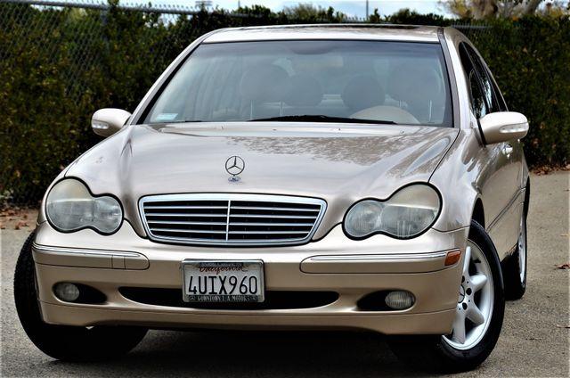 2002 Mercedes-Benz C320 Reseda, CA 12