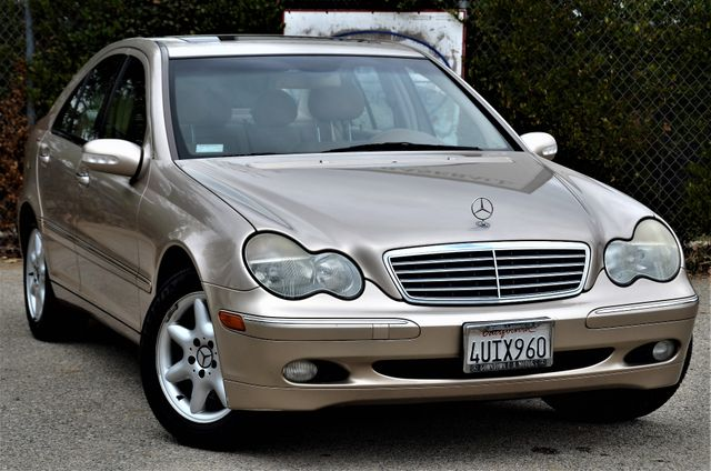 2002 Mercedes-Benz C320 Reseda, CA 1