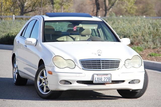 2002 Mercedes-Benz C320 Santa Clarita, CA 3