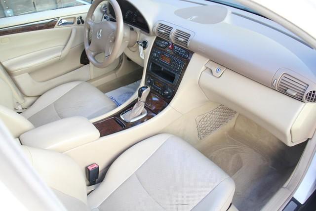 2002 Mercedes-Benz C320 Santa Clarita, CA 9