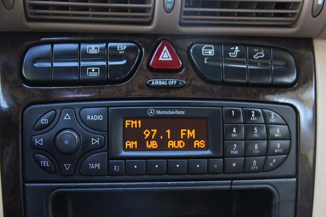 2002 Mercedes-Benz C320 Santa Clarita, CA 18