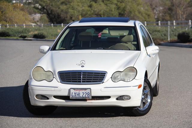 2002 Mercedes-Benz C320 Santa Clarita, CA 4