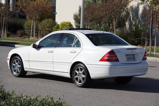 2002 Mercedes-Benz C320 Santa Clarita, CA 5