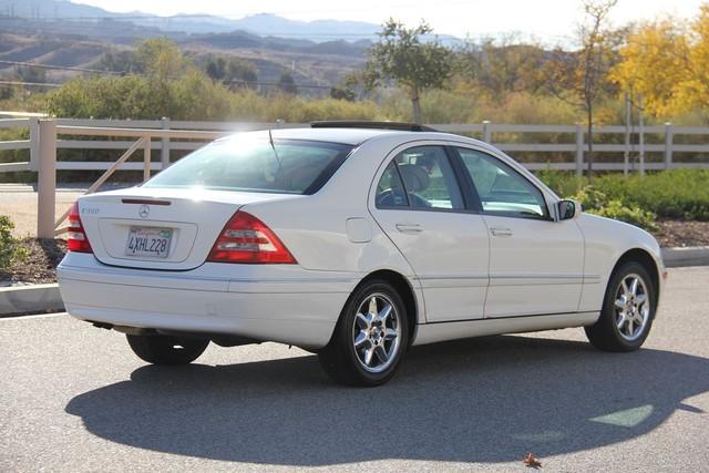 2002 Mercedes-Benz C320 Santa Clarita, CA 6