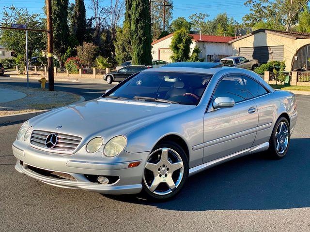 2002 Mercedes-Benz CL500 88K MLS NAVIGATION NEW TIRES SERVICE RECORDS in Van Nuys, CA 91406