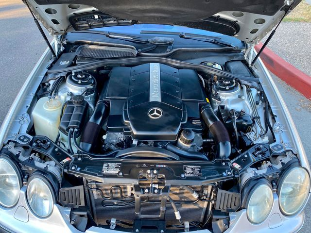 2002 Mercedes-Benz CL500 88K MLS NAVIGATION NEW TIRES SERVICE RECORDS in North Hollywood, CA 91607