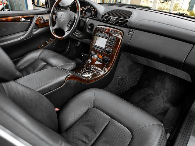 2002 Mercedes-Benz CL500 Burbank, CA 10