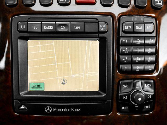 2002 Mercedes-Benz CL500 Burbank, CA 21