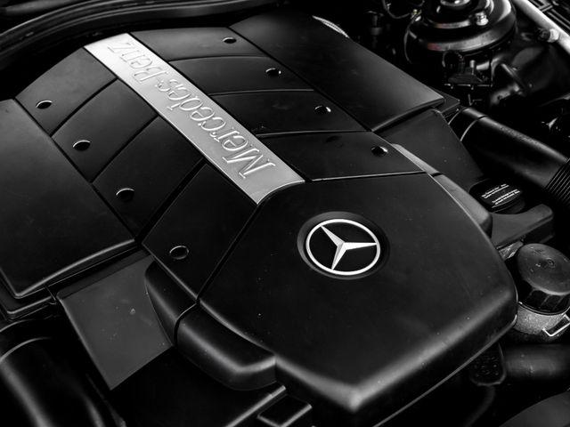 2002 Mercedes-Benz CL500 Burbank, CA 28