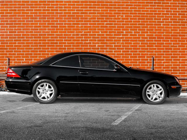 2002 Mercedes-Benz CL500 Burbank, CA 4