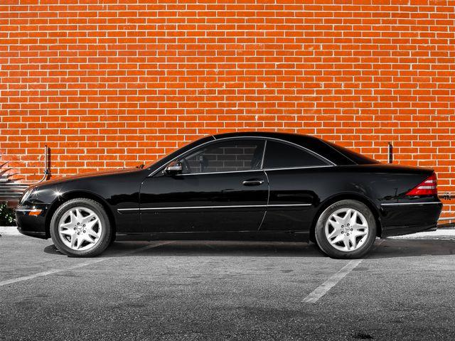 2002 Mercedes-Benz CL500 Burbank, CA 5